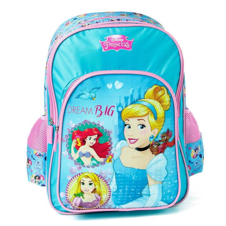 5d39ba1bf6a5 Disney Princess Dream Big School Bag