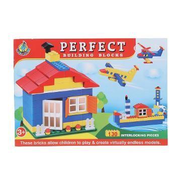 Blocks, Tiles & Mats Wooden Abc/123 Blocks Toys & Hobbies