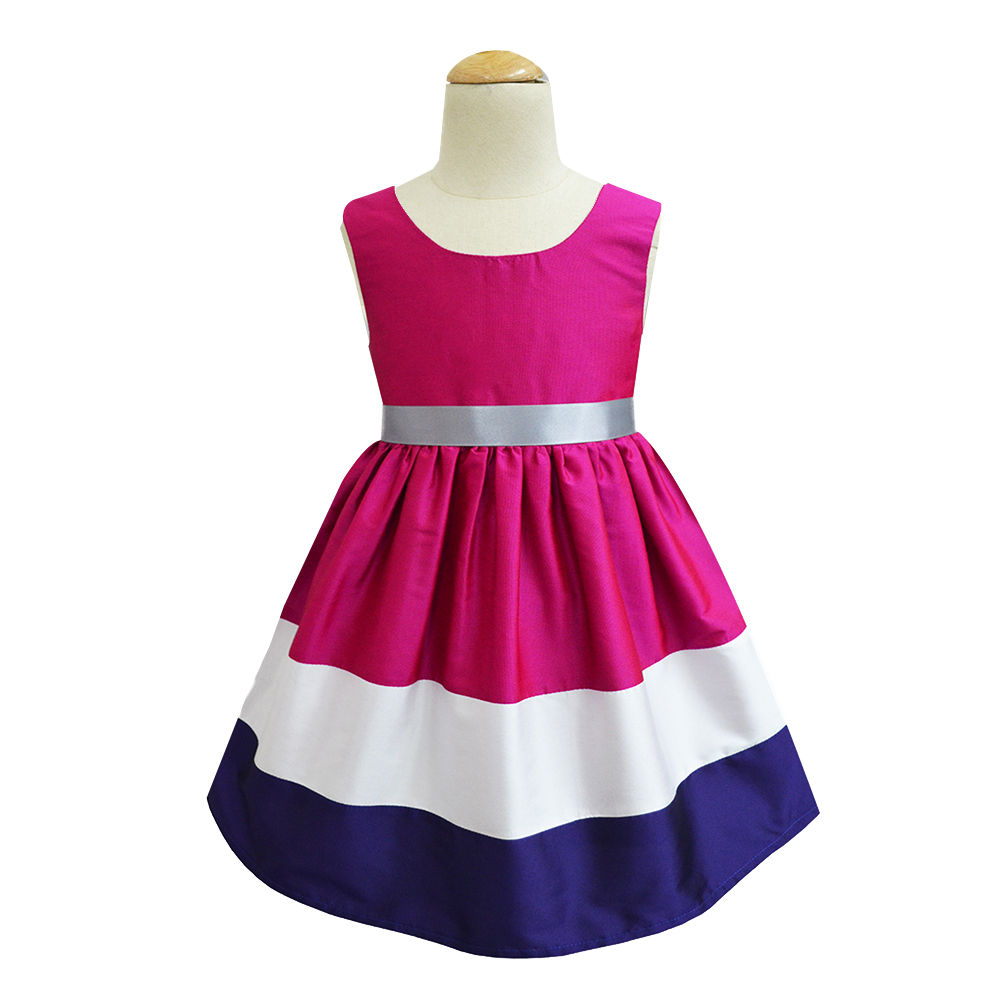 2e0e4422c Hopscotch - A.T.U.N - Bubble Candy Abegail Dress Fuchsia