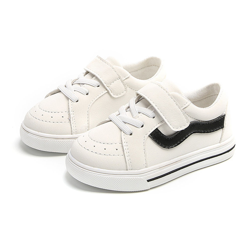 White Sneakers With White Stripe online