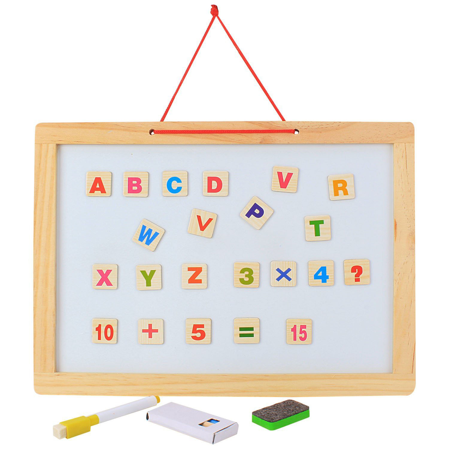 Hopscotch - Toy Jumble - Wooden Frame Double Sided Magnetic ...