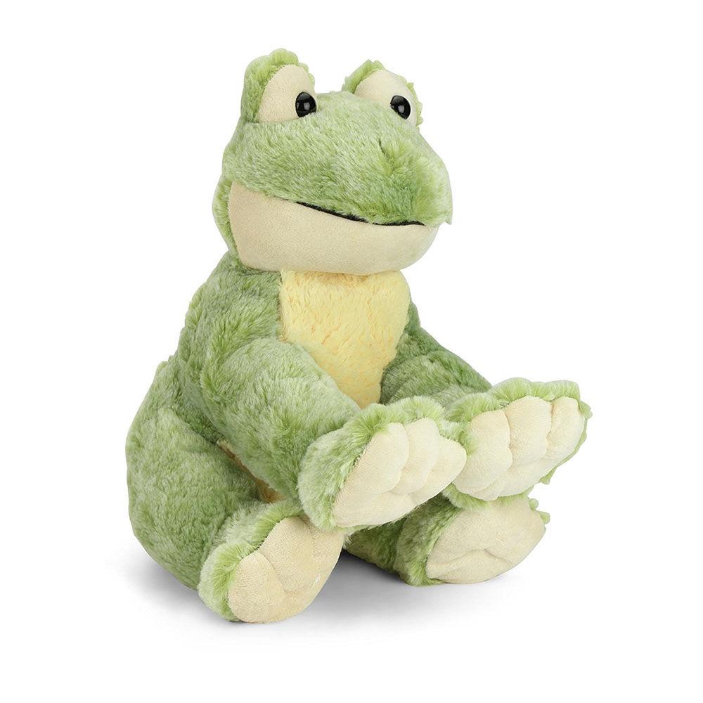 da9eb4f2ebcb Hopscotch - My Baby Excel - Frog Plush 29cm