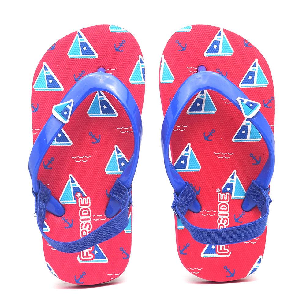 e0369ac91d3 Hopscotch - Flipside - Kids Surf Red Flip Flops