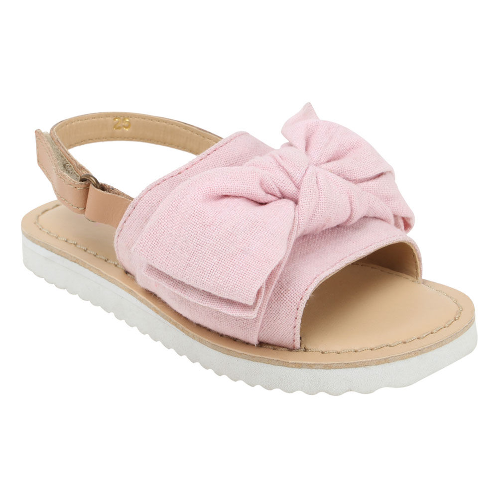 13cbbc1dcfdc Hopscotch - Aria Nica - Ella Small Pink Leather Sandals