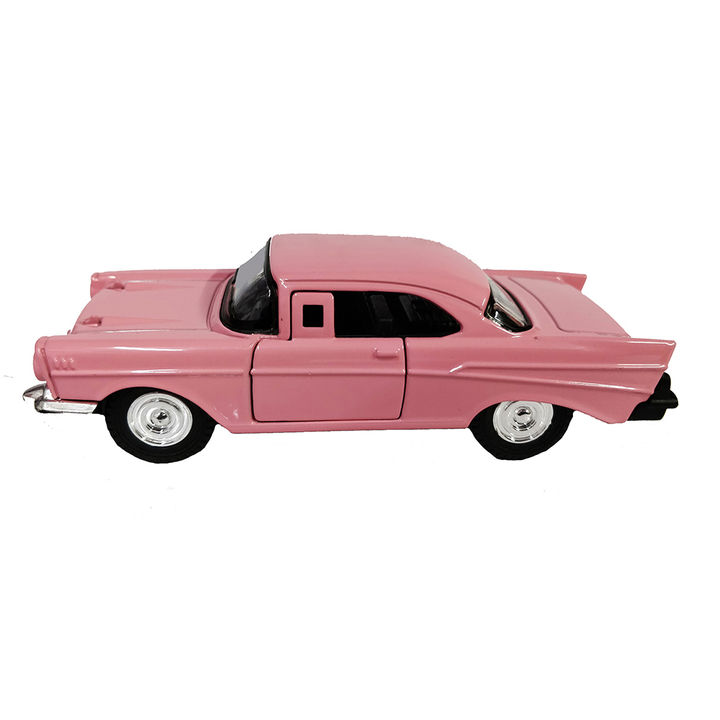 Vintage Luxury Diecast Metal Car Model Auto Series Scale with Pullback  Action & Openable Door