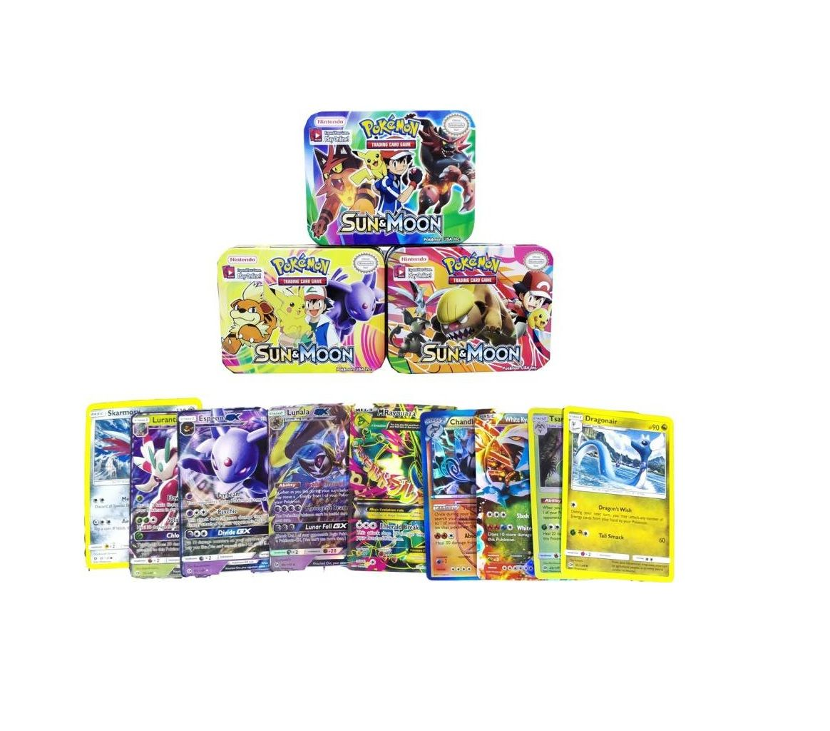 Pokemon Go Sun & Moon Burning Shadows Trading Card Game