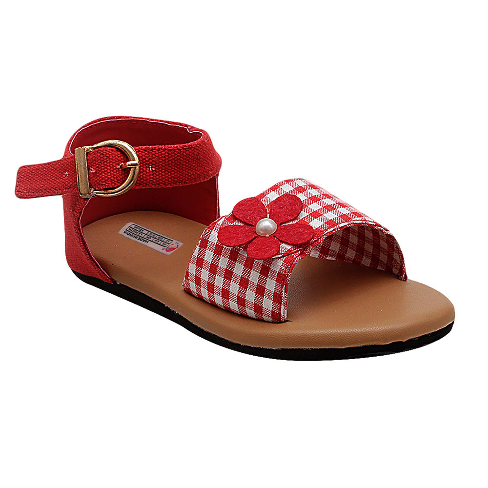 Girls Check Sandals Chic For Are OPkwXilZuT