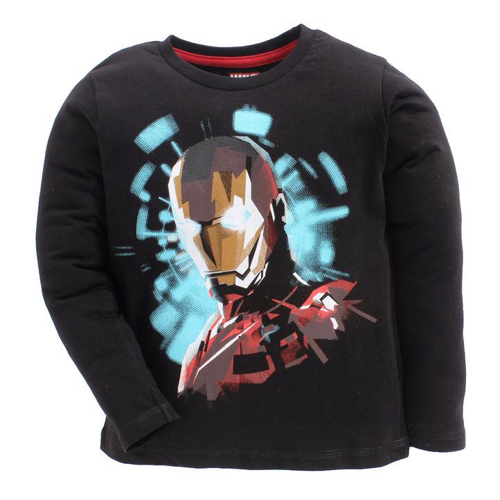 351d6298 Hopscotch - KIDSVILLE - Ironman Full Sleeves Black T-Shirt
