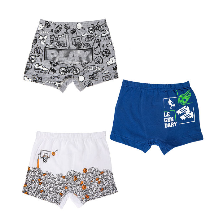 f65d67b3f8 Hopscotch - PlanB - Funky Printed Outdoor Sports - Boy Boxer Shorts