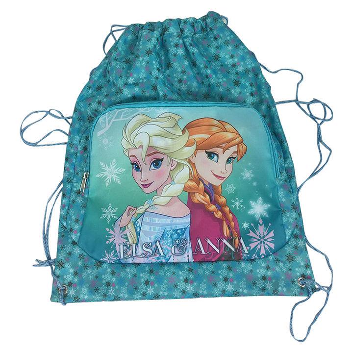e92b77a6703d Frozen Drawstring Bag