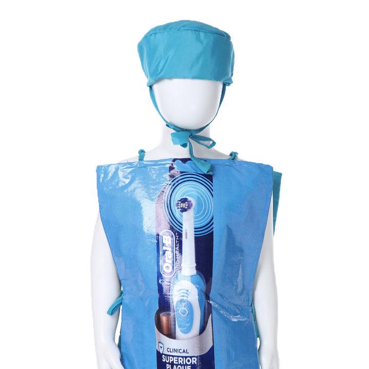 Toothbrush Oral B Bathroom Items Kids Fancy Dress Costume