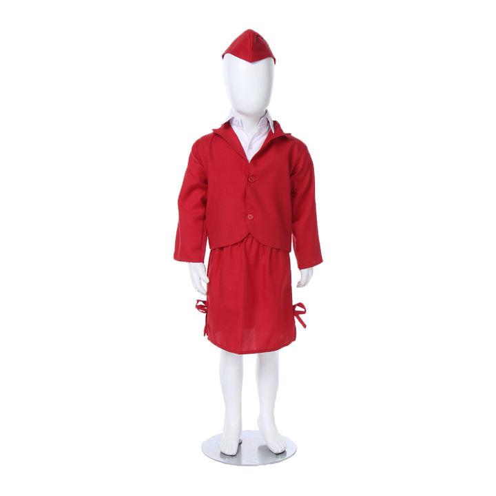384673cbfe1 Airline Air Hostess Kids Fancy Dress Costume For Girls