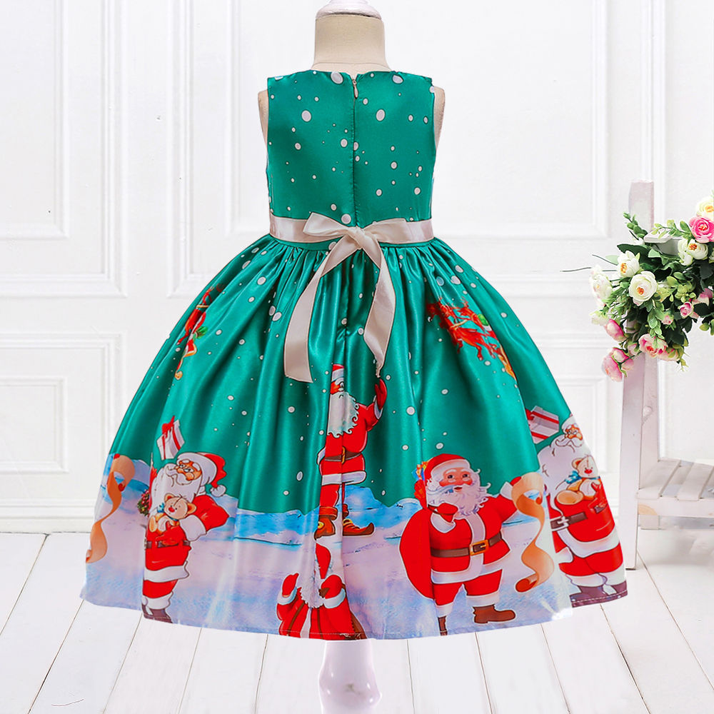 EZB Baby and Toddler Christmas Costumes /& Outfits Santa Dress, 2-3 Years