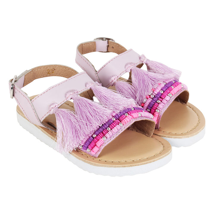 80fdf687065a Hopscotch - Aria Nica - Lilac Lily Leather Sandals