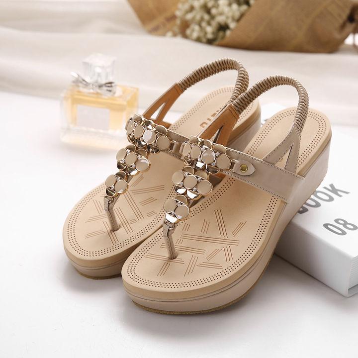 db3baf02711f Hopscotch - SIKETU - Women Nude Strappy Sandals