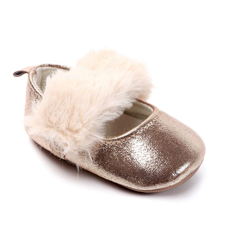 e545943069c1 Hopscotch - Zia Shoes - Gold Flurry Strap Booties