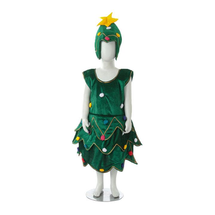 Hopscotch Bookmycostume Christmas Decorated Tree Kids Fancy