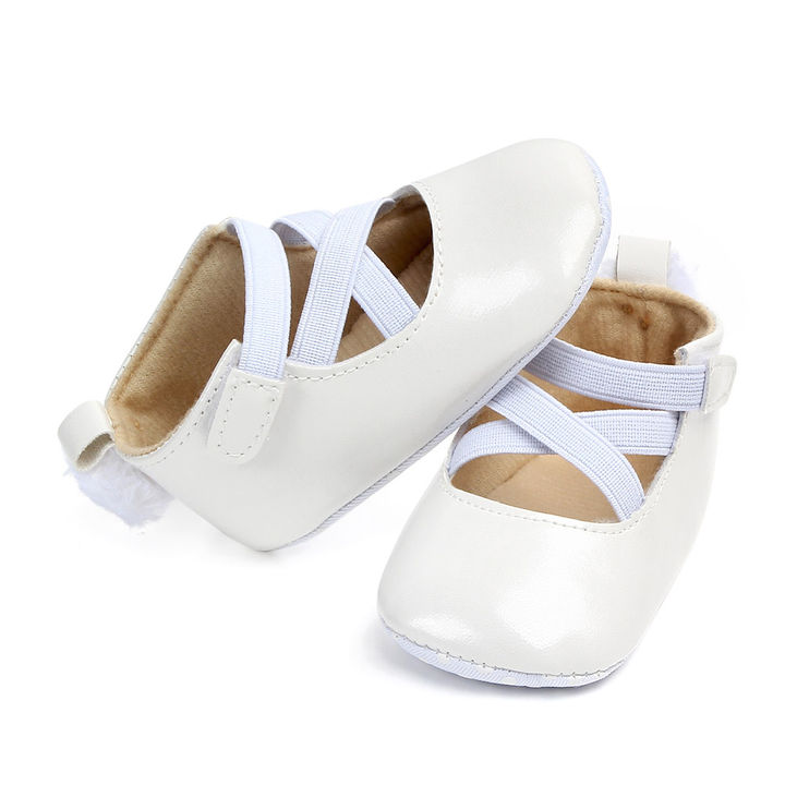 5191093504ad Hopscotch - Zia Shoes - White Strappy Booties