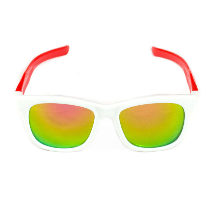 b5938a4fc090 Buy UV Protected Sunglasses For Kids - White online @ ₹209 | Hopscotch