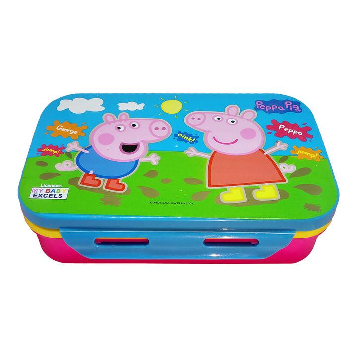 Peppa Pig George Pig Plastic Lunch Box