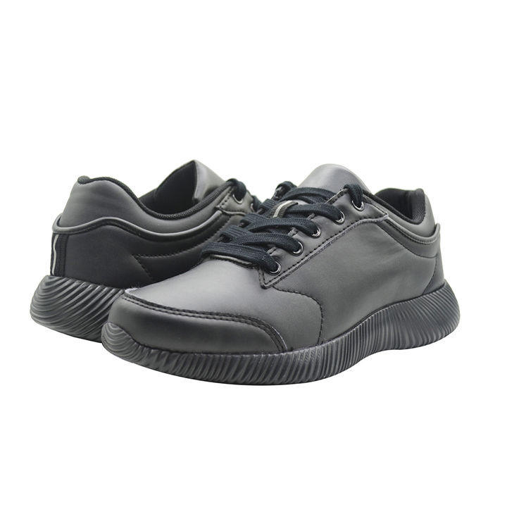 b7bb44d47c43 Hopscotch - KAZARMAX - Black - Skudos Lace Up School Shoes