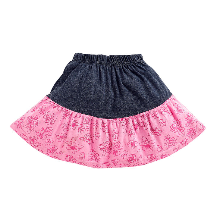 7233b876efb Hopscotch - OJO s - Pink Top and Skirt Set for Girl s