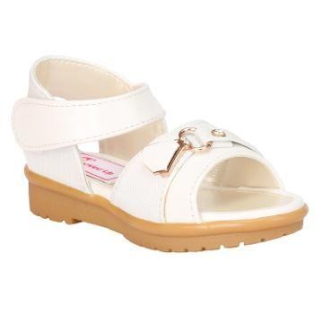 9b3c52b729 Hopscotch - Laniecakes - White Whimsical Bloom Squeaky Sandals