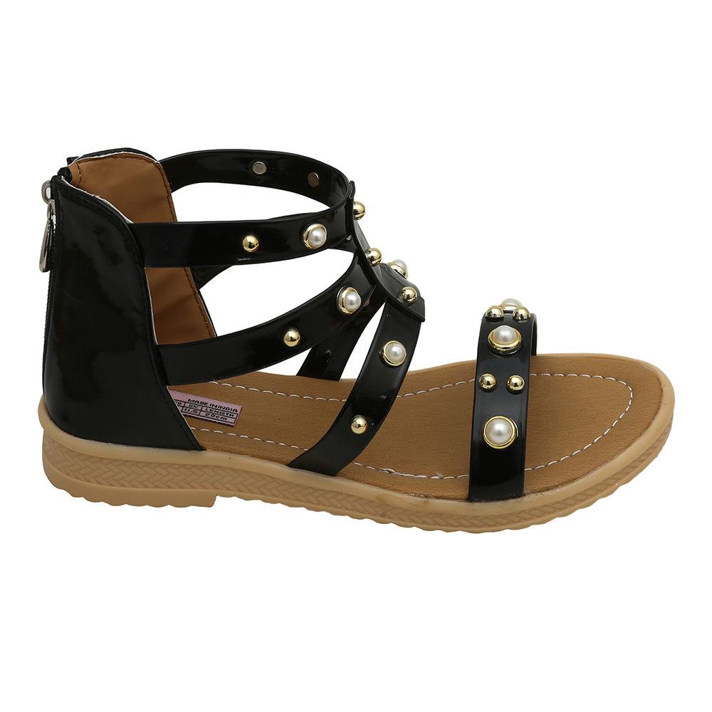 18de66c78167 Hopscotch - Dchica - Stylish Babe Ankle Length Gladiators For Girls