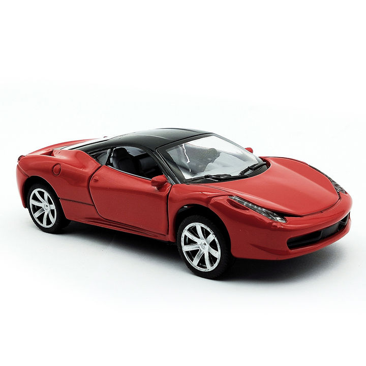 Buy Body Ferrari Special Pull Back Car Toys with Openable