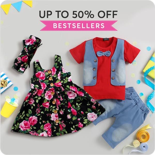 Kids Wear | Buy Kids Clothes Online in India