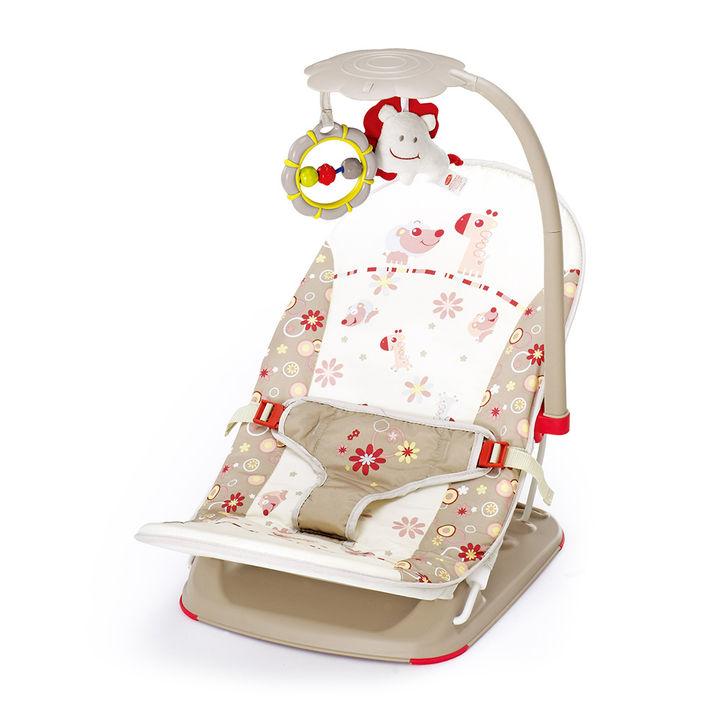 Buy Mastela Fold Up Musical Infant Baby Bath Seat (Beige ...