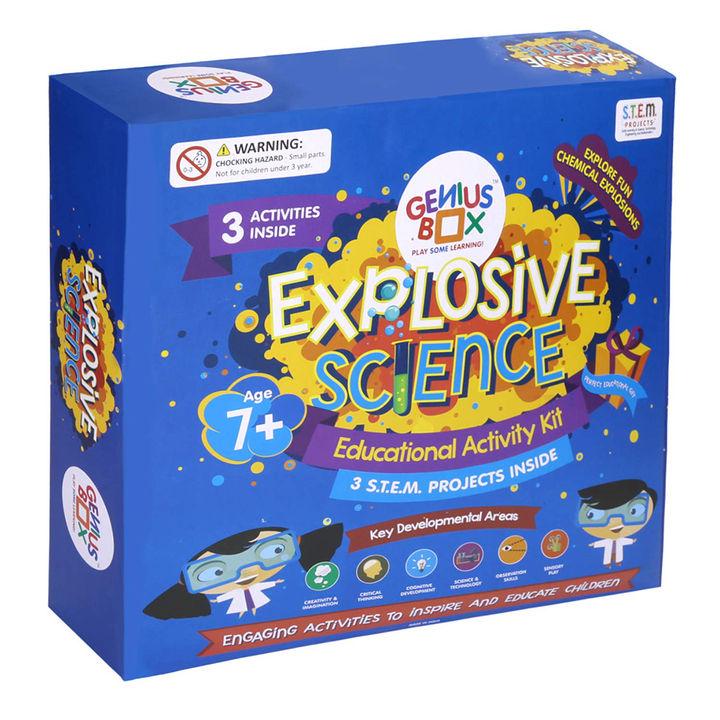 Buy ExDiy, Educational Toy, Educational Kit, Stem Toy ...